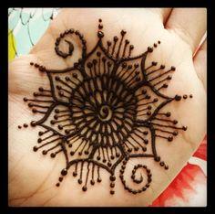 henna designs for beginners | Quick henna designs for festivals