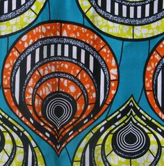 African Wax Print Fabric  208 Tissu Pagne, Tissu Africain, Tenue Africaine,  Fabrique c2365640286