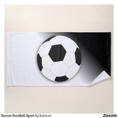 Soccer FootBall Sport Beach Towel  30% off