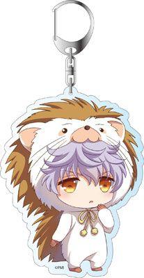 AmiAmi [Character & Hobby Shop] | Magic Kyun! Renaissance - Deka Keychain: Monet Tsukushi Kigurumin ver(Pre-order)