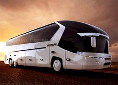 Ilyen lehet az új Starliner? Egy elképzelés a modellbus.infóról. (fotó: modellbus.info)