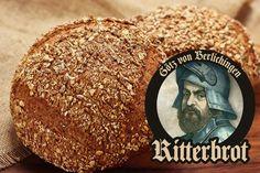 """at-ritterbrot-goetz-von-Berlichingen - (German) - Knight bread """"Götz von Berlichingen"""""""