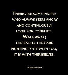 It's true. A good way to explain how bipolar feels.