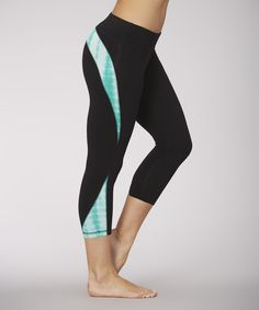 Love this Balance Collection Waterfall Monique Leggings by Balance Collection on #zulily! #zulilyfinds
