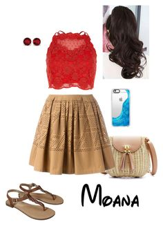 Disney - Moana #Disney #Princess #Moana #2016 #WaltDisney #DisneyBound #Casual #Style #Pastels