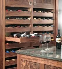 wine bottle storage in restaurants - Google Search