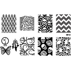 BBF Nail Stamping plate Made in Brazil Please NOTE: Some images might be slightly different from picture. --- Handling time - 10 business days Shipping time - from 15 to 20 days. Please keep in mind it's an international order ; Nail Polish Sale, Nail Art Supplies, Nail Stamping Plates, Pirate Theme, Brand Me, Some Image, Indie Brands, Lace Design, Beauty Nails