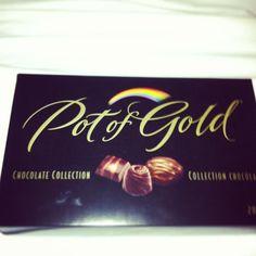"@realtannerfresh's photo: ""Pot of gold #birthday #chocolate #drinking #eating #dessert #alcohol #party #tonight #friday #fun #fresh"""
