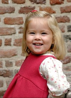 Foto van Prinses Catharina-Amalia, oktober 2006 © RVD/Fotogeniek, foto: Jeroen van der Meyde