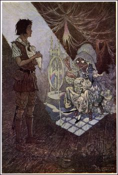 The Princess and Curdie by George MacDonald, 1949