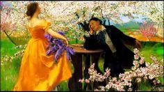 Judyesther - Joy of life - István Csók Paintings..from the cd..Light