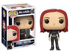 POP! Television: Alias - Sydney Bristol [Redhead]