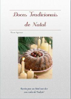 Doces Tradicionais de Natal | Ebook