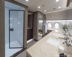 Most Luxurious Private Jets in the World Jets Privés De Luxe, Luxury Jets, Luxury Private Jets, Private Plane, Luxury Life, Luxury Homes, Boeing Business Jet, Private Jet Interior, Yacht Interior