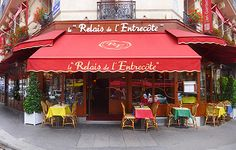 Le relais de l'entrecote | Le relais de l'entrecote  Must go for dinner - arrive before they open