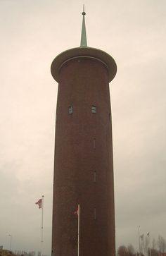 Watertoren Dirksland - Lijst van watertorens in Nederland - Wikipedia