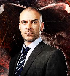 """Shadowhunters"" Official Cast:Alan Van Sprang as Valentine Morgenstern"