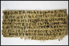 CNN.co.jp : キリストの発言記したパピルス片発見、「私の妻は」の記載