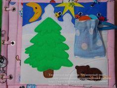 Развивающая игрушка (книжка) для детей - Сообщество «Рукоделие» / Рукоделие