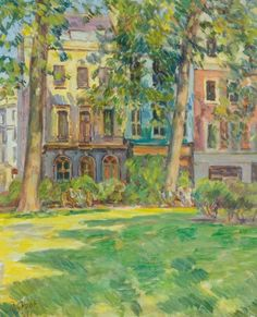 Soho Square - Duncan Grant