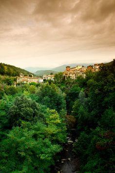 Loro Ciuffenna, Italy (by FilippoMarchi)