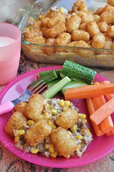Cowboy Casserole - Joyful Momma's Kitchen-ok recipe...not much flavor and very much a kids meal.