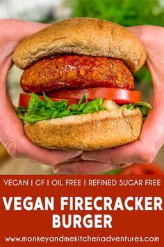 Whole Food Recipes, Vegan Recipes, Dinner Recipes, Vegan Food, Dinner Ideas, Plant Based Diet, Plant Based Recipes, Plant Based Burgers, Veggie Burgers