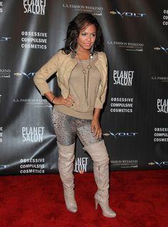 Christina Milian Pictures - WTB Spring 2011 Fashion Show - Zimbio