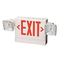 9 Best Emergency Exit Signs Images On Pinterest