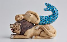 The Mermaid and the Lion http://www.maureenvisage.co.za/
