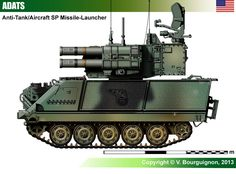 ADATS (Air Defence Anti Tank System)
