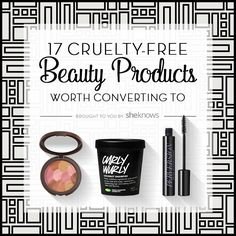 17 Cruelty-free beauty products worth converting to: Cruelty-free beauty