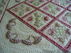 Addicted To Quilts: More Embroidery from Janet Sansom