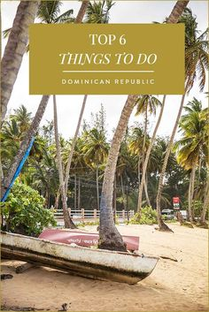 Read about the must do activities and top sights in Samana, the Dominican Republic.