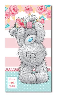 Tatty Teddy 'Me To You'. (Although it says 'Gif', it does not actually move.)