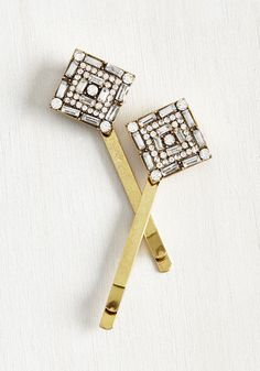 In 'Do Time Hair Pin Set, @ModCloth