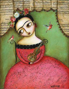 Wendy Ryan Folk Art Blog
