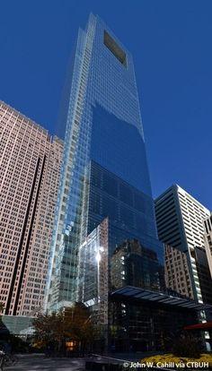 Comcast Center -                  The Skyscraper Center
