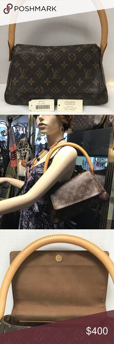 Shop Women s Louis Vuitton size Small Shoulder Bags at a discounted price  at Poshmark. e934a86b59a9d