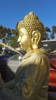 Big Buddha,almost completed , will be brilliant gold