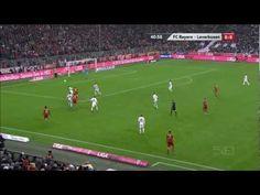 Bayern Munich vs Bayer Leverkusen (1-2) Bundesliga Highlights [28 October 2012]