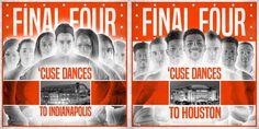 Syracuse Orange women's and men's basketball teams make the 2016 Final Four