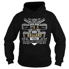 Awesome Tee BALLARD BALLARDBIRTHDAY BALLARDYEAR BALLARDHOODIE BALLARDNAME BALLARDHOODIES  TSHIRT FOR YOU Shirts & Tees