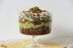 PALEO: Mexican 6-Layer Dip with Smokey Baked Plantain Chips