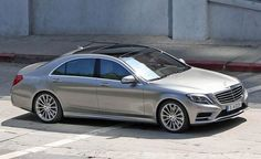 2014 Mercedes S-Class Photos Leaked Ahead of Reveal. For more, click http://www.autoguide.com/auto-news/2013/03/2014-mercedes-s-class-photos-leaked-ahead-of-reveal.html