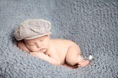 Newborn Photography. I love this angle