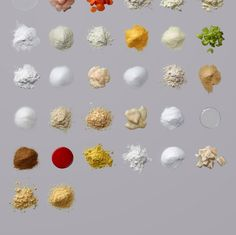 'Ingredients' is a new illustrative guide to the powders that make up most processed food, as well as a reference book for those ingredients' uses and abuses.