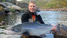 26lb Osenka Salmon f