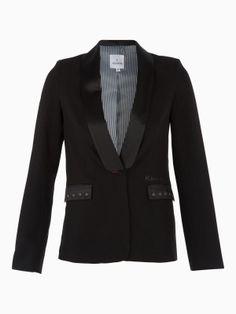 Veste blazer col satiné - K by kookai femme - FEMME - MARQUES 39,00eur