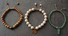Bracelet Mala Prayer Beads